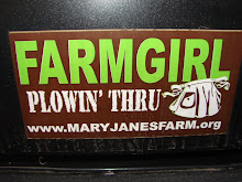Proud to be A Farmgirl