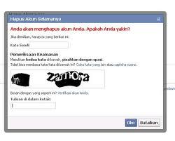 Cara Mengaktifkan Kembali Akun Facebook Yang Telah Dinonaktifkan