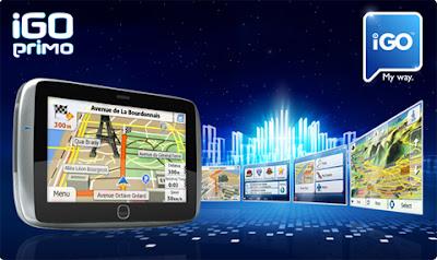 iGO PRIMO 8.5.9.142948 + Mapa Brasil + 3D + Radares + Voz