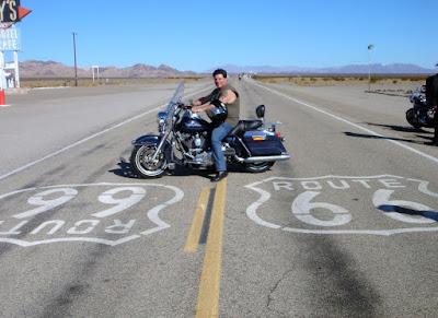 Route 66 Harley Davidson Photos