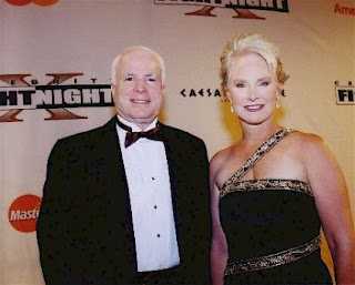 john mccains first wife accident