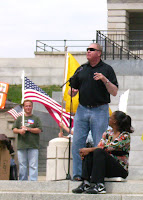 Steve Gill at Nashville Tea Party