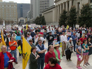 Nashville March 20 tea party