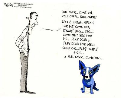 Blue Dog