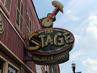 The Stage, Lower Broad, Nashville
