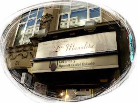 Compró suerte en doña Manolita....