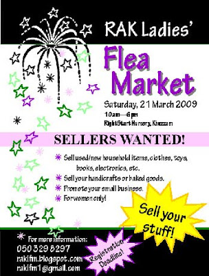 Flea Market Flyer Templates