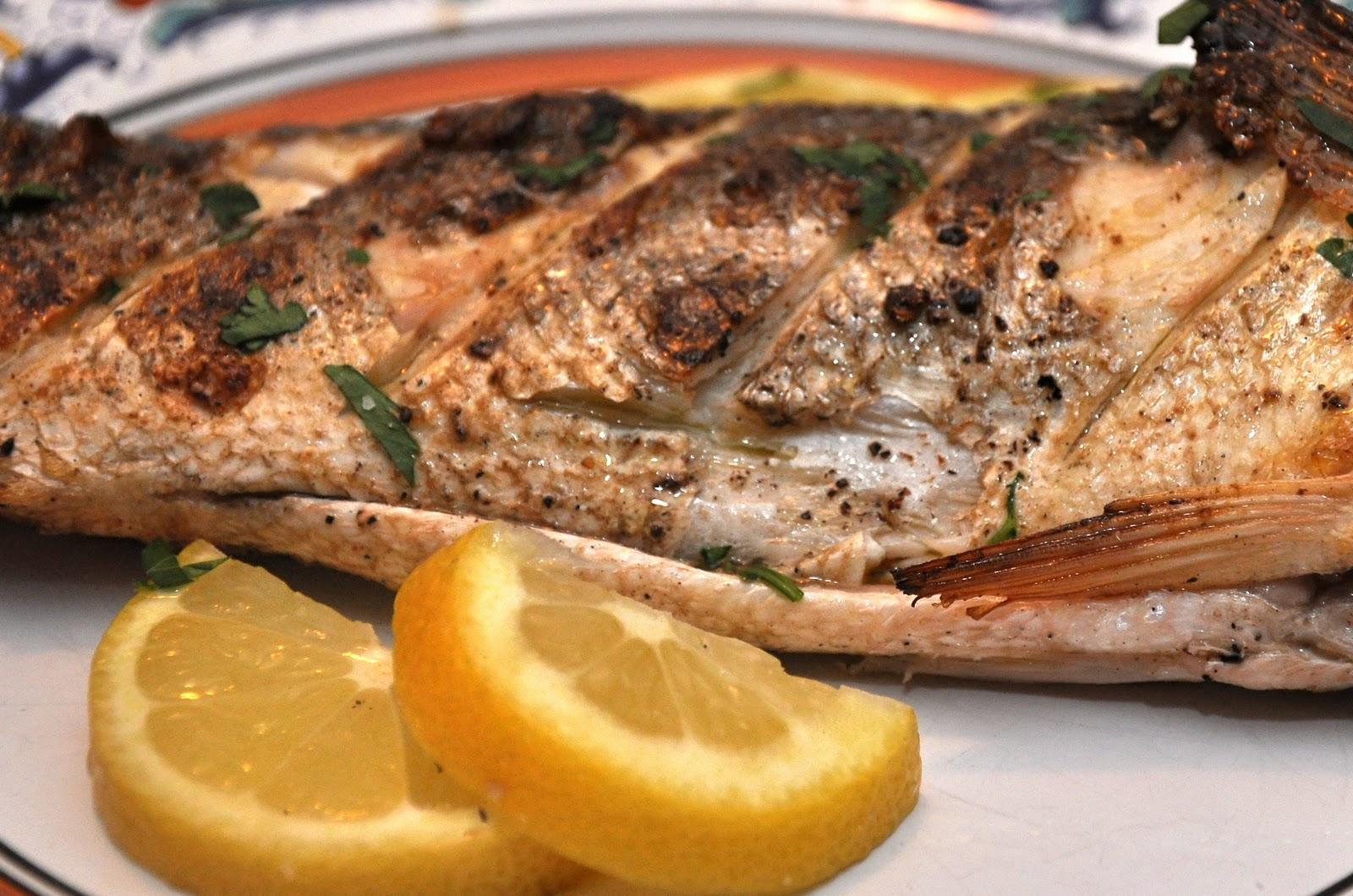 Memorie di angelina pesce alla griglia for What is branzino fish