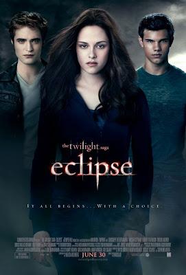 foto cartel saga crepusculo eclipse