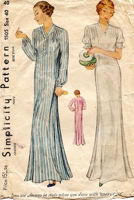 las nightgown patterns | eBay - Electronics, Cars, Fashion