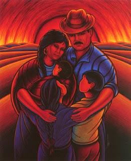 Famous Hispanic Family Paintings