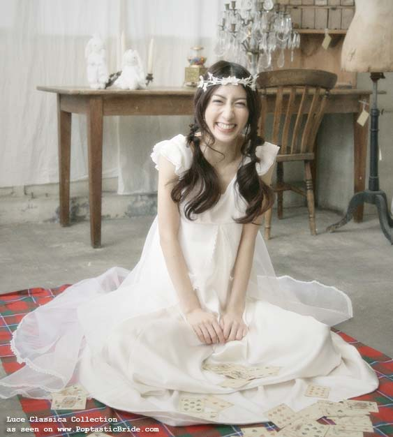 Wedding Dress For   In Japan : The princess wedding diaries in transition