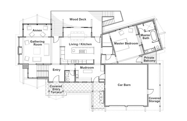 HGTV Dream Home 2011 Floor Plans
