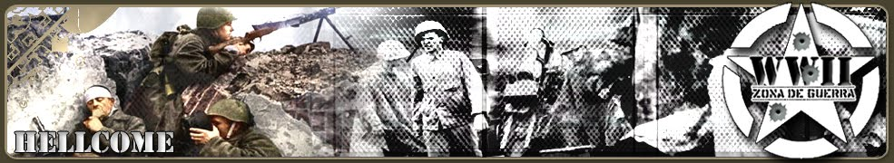 WW II - ZONA DE GUERRA