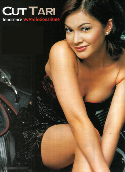 Luna Maya   Cut Tari   Ariel Indonesias Artist scandal | SexScandals.Us