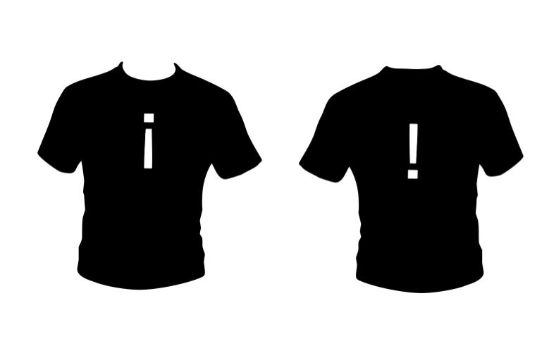 Me acabo de hacer esta camiseta,