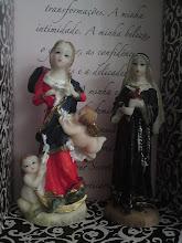 Nossa Senhora Desatadora dos Nós e Santa Rita de Cássia