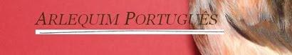 Site do Canário Arlequim Português