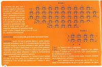 схема и описание вязаного белья