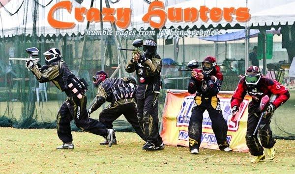 Crazy Hunters