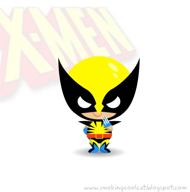 X Men Wolverine Baby Clothes