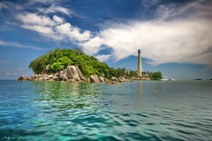 best beaches in bangka belitung and beach vacation