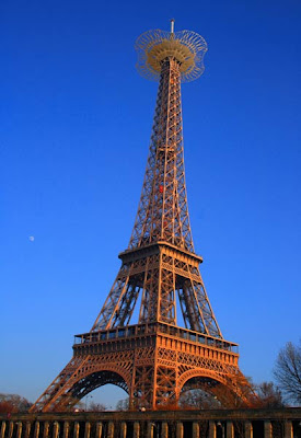 some tourism places in the world eifel tower from paris and france