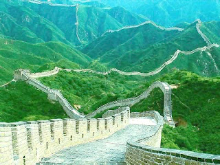 great wall china attraction