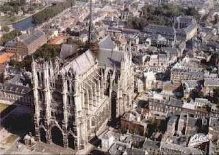 Amiens catedral france attraction