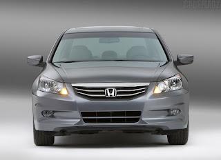 Mobil Honda Terbaru 2011