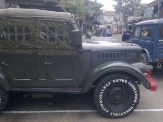 Mobil Antik Kuno Indonesia, Gambar Foto Mobil Tua Klasik Buatan Indonesia