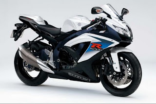 Motor Terbaru 2011, Foto Gambar Motor Suzuki Type Model Seri GSXR 7500