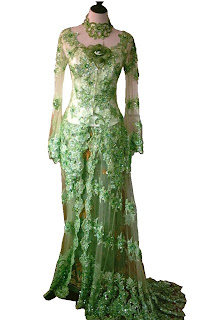 Model Baju Kebaya Terbaru 2011 Desain Busana Fashion Wanita Modern