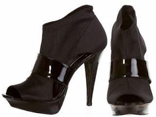 Sepatu Wanita Terbaru Pilihan Sepatu Boot Hak Tinggi Keren Untuk Cewek
