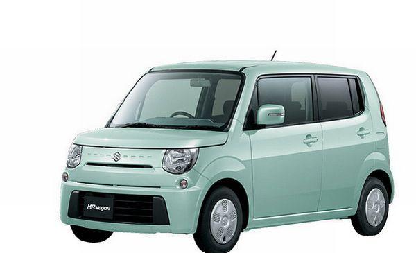 Mobil Suzuki Terbaru 2011 Mobil Suzuki MR Wagon Terbaru