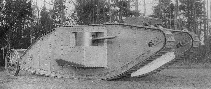 British+world+war+1+tanks