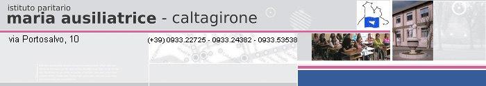 Istituto Maria Ausiliatrice - Caltagirone