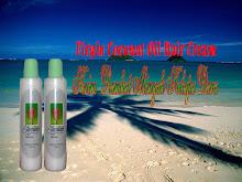 Krim Rambut Minyak Kelapa Dara (Virgin Coconut Oil Hair Cream)