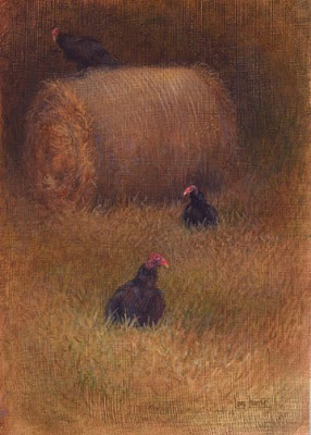 vultures by Lori Levin