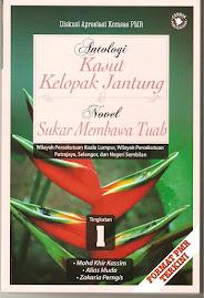 Buku Ulasan Antologi Kasut Kelopak Jantung 2010