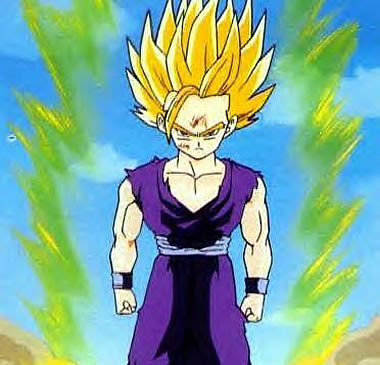 goku super saiyan images. All About Super Saiyans