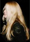 blond, blonine, blonde Haare, Frau