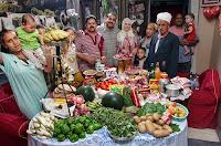 Essen für eine Woche in Ägypten