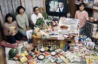 Essen für eine Woche in Japan