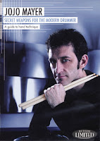 Videoaula Secret weapons for the modern drummer de Jojo Mayer