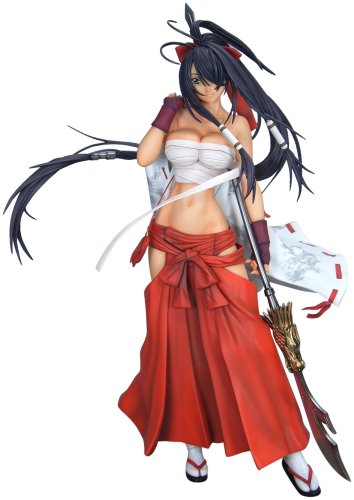 Manga and anime collectibles ikki tousen kanu unchou 1 6 scale figure