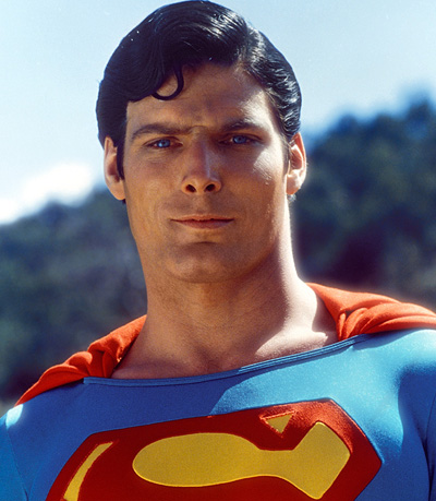 Christopher Reeve as Clark Kent / Superman: Born on Krypton as Kal-El and ...