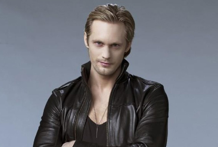 true blood eric northman pictures. as Eric Northman in True