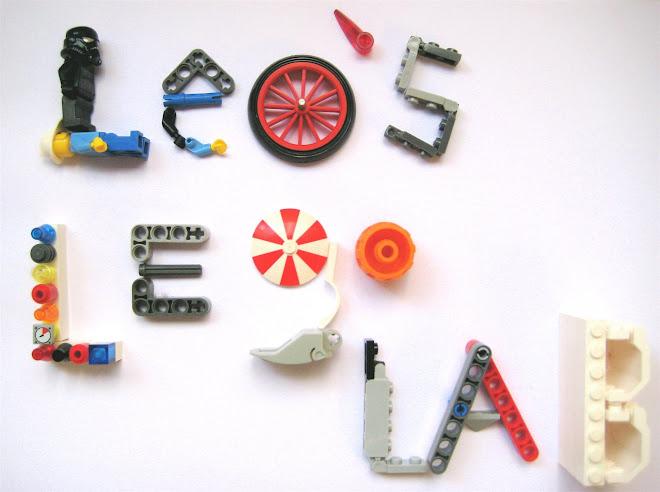 Leo's Lego Lab