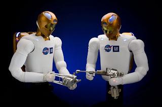 robots,robonaut,space